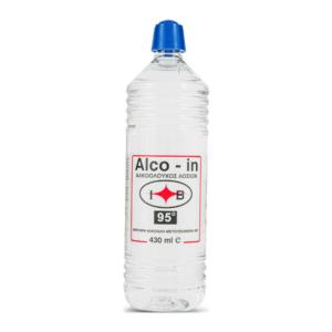 Αλκοολούχος Λοσιόν 95° - 425ml με Άρωμα Χαμομήλι